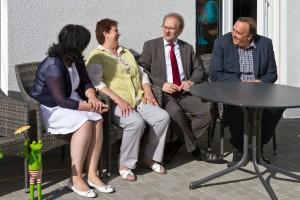Besichtigung vom Sozialausschuss